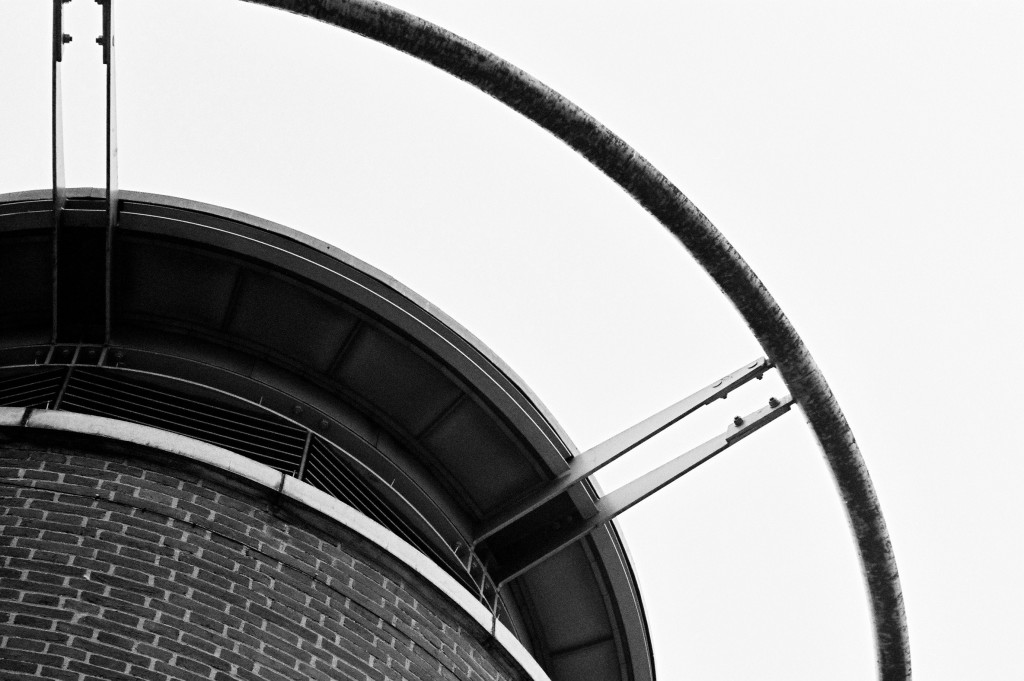 Curved Roofscape